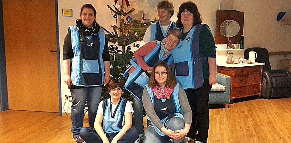 Hago Barth Mitarbeiterinnen aus Leck in Schleswig-Holstein