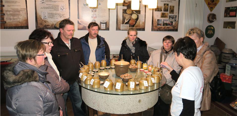 Hago Weihnachtsfeier im Bautzener Senfmuseum