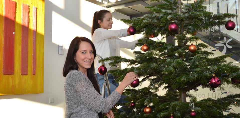 Servico AG Weihnachtsbaum