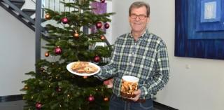 Servico AG - Hier backt der Chef noch selbst - Cantuccini und Christstollen von Franz Wisniewski