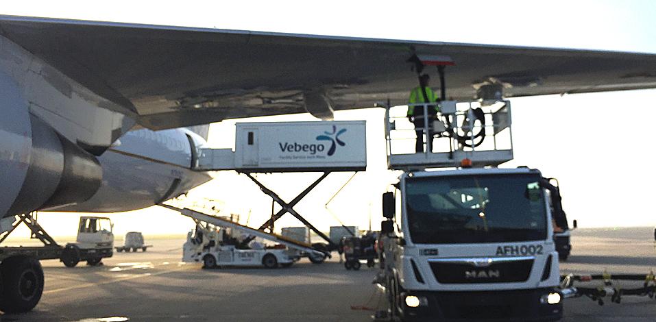 Vebego Airport AG Flughafen Zürich