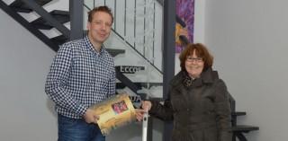 Mathilde Kölking gewinnt Sebo Bürstsauger aus Adventskalenderaktion