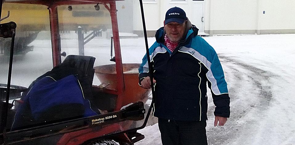 Klaus Gerson Winterdienst Hago Hannover in Laatzen