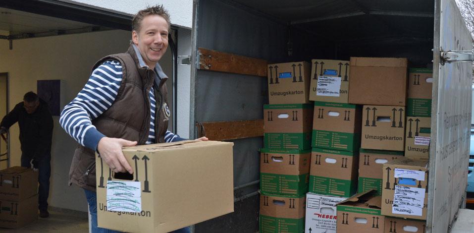 André Dölken von der Servico FM