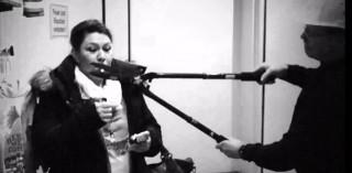 """Claudia Kraus und Mandy Exner im Film """"Eccos Haustechniker Service SPEZIAL"""""""