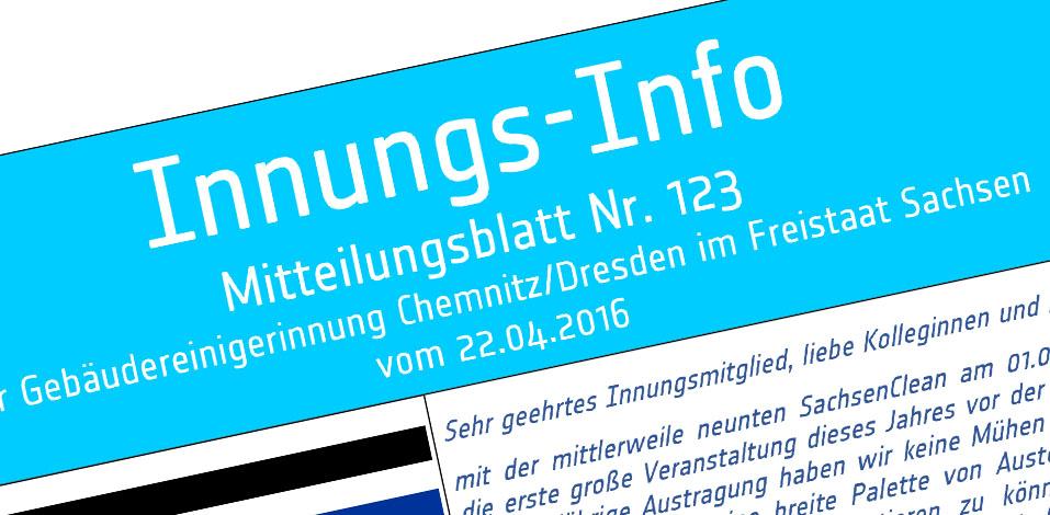 25 Jahre Hago Dresden Gebäudereinigerinnung