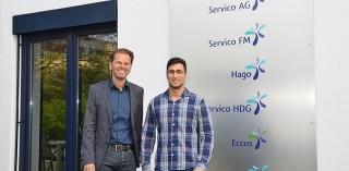 Universität Duisburg-Essen vergibt Stipendium der Servico AG an Mehmet Inan