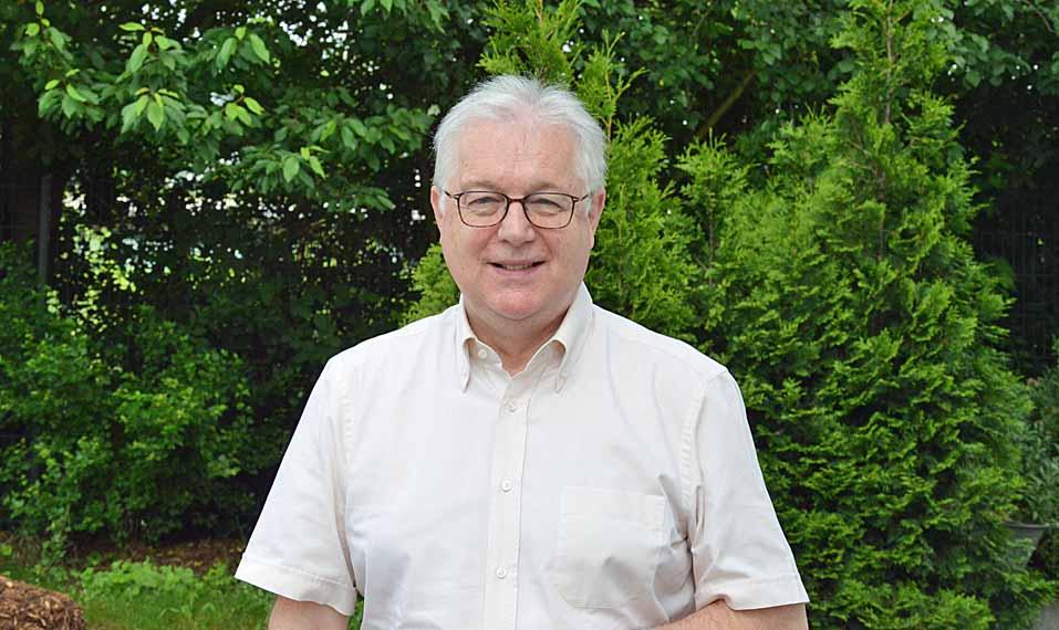 Geschäftsführer der Evangelischen Altenhilfe Duisburg: Peter Leuker