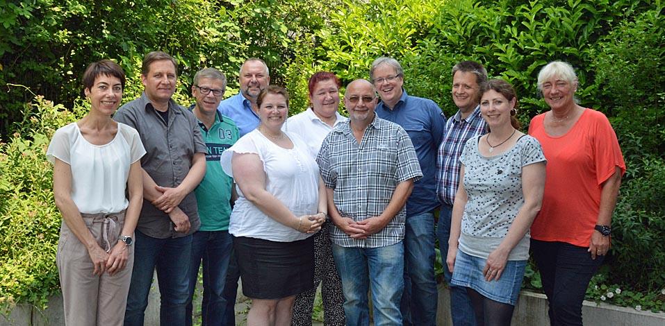 Servico EDA Projektmanagement-Seminar mit den Pflegedienstleitungen der Einrichtungen der Evangelischen Altenhilfe Duisburg