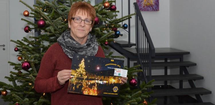 Servico AG Sponsoring Adventskalender Lions Club Dinslaken