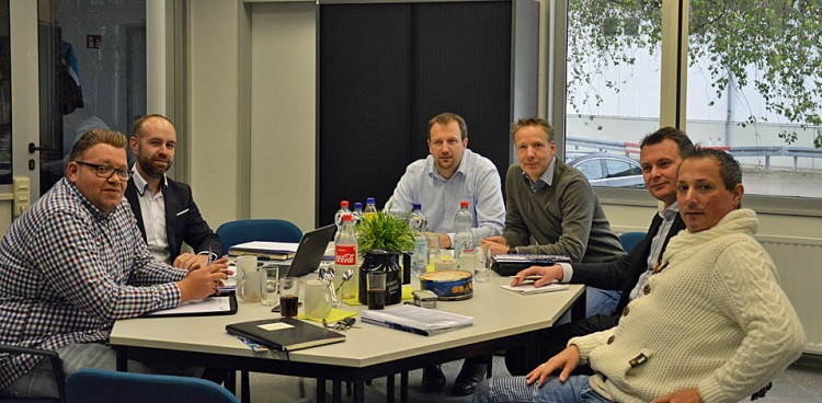 Technisches Facility Management Servico Meeting