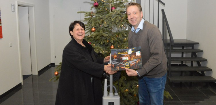 Gewinn Lions Adventskalender Servico FM Sebo Klopf-Bürst-Sauger André Dölken