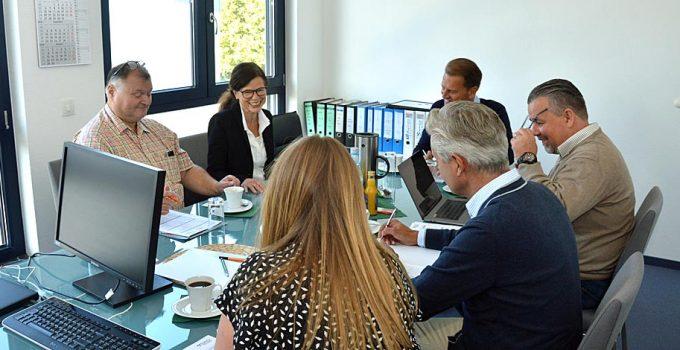 Arbeitsschutzausschuss (ASA) der Servico Unternehmen in Dinslaken