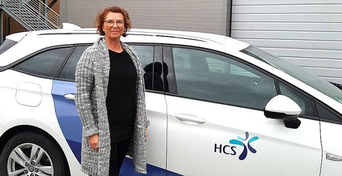 HCS Facility Management: Iris Schulte neu im Team