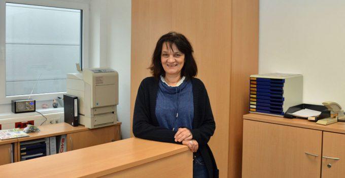 Neu im HCS-Team Ibbenbüren: Birgit Wiesemeyer