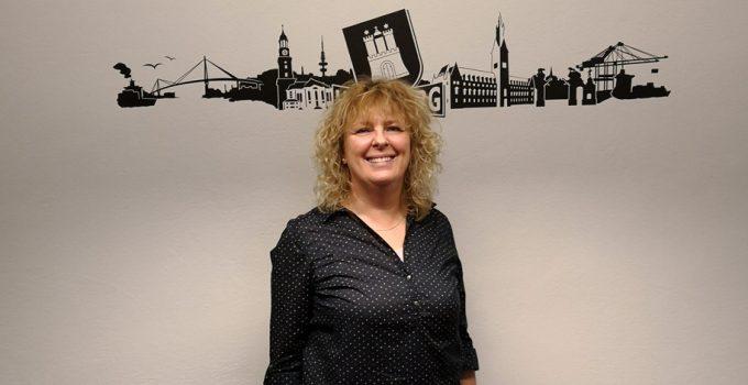 Monika Frontzeck: Office-Management HCS Hamburg