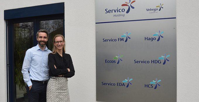 Networking im Fokus: Vebego zu Besuch bei Servico in Dinslaken
