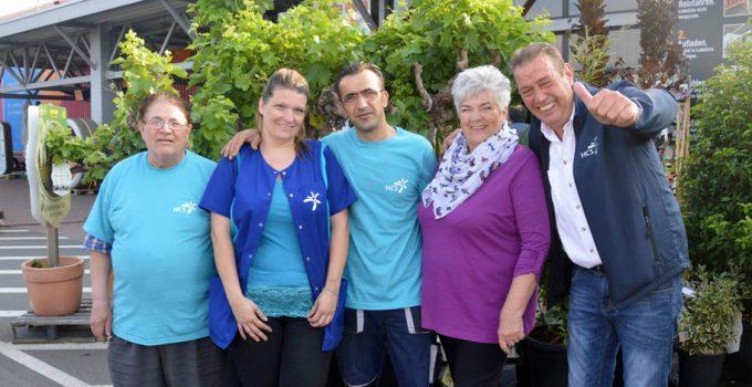 Wir stellen vor: Das HCS-Team von Hornbach in Düren-Niederzier