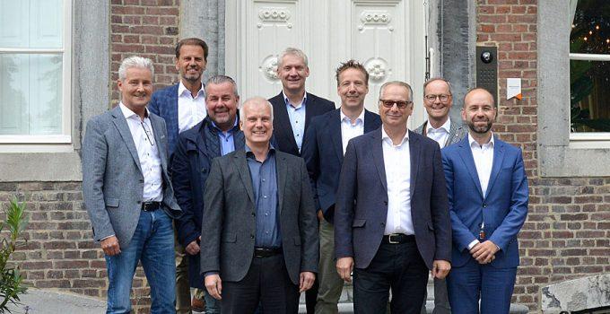 Meeting des Managementteams Deutschland in Voerendaal