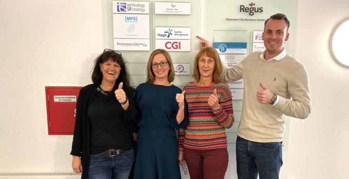 Umzug der Hago FM-Niederlassung Hannover ins City Business Center